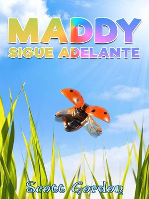 cover image of Maddy Sigue Adelante
