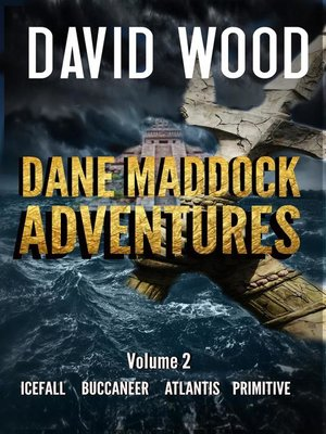 cover image of The Dane Maddock Adventures Volume 2