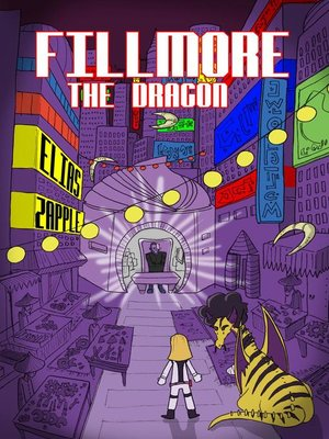 cover image of Fillmore the Dragon