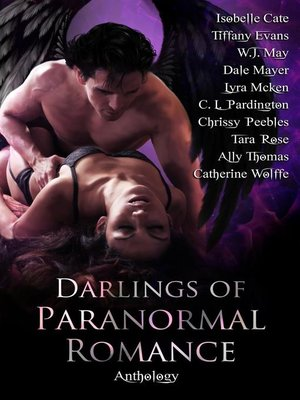 cover image of Darlings of Paranormal Romance