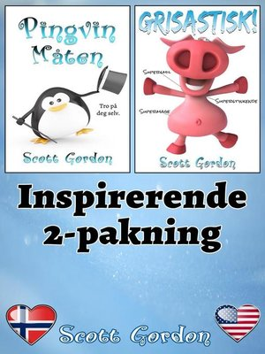 cover image of Inspirerende 2-pakning