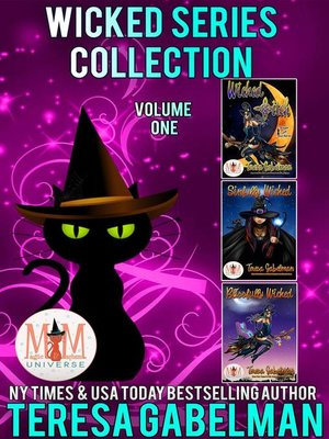 cover image of Wicked Series Collection
