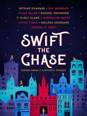cover image of Swift the Chase