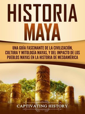 cover image of Historia Maya