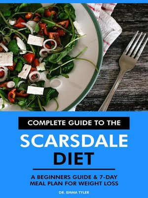 cover image of Complete Guide to the Scarsdale Diet
