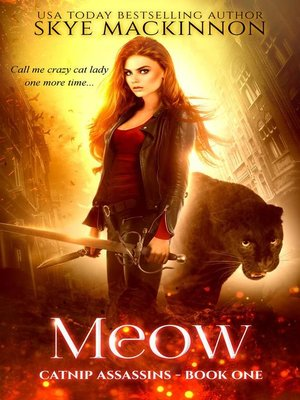 cover image of Meow
