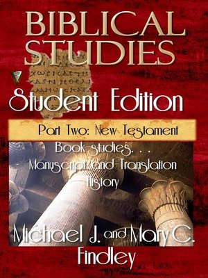 cover image of Biblical Studies Student Edition Part Two