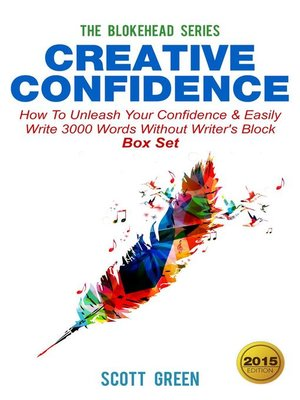 cover image of Creative Confidence