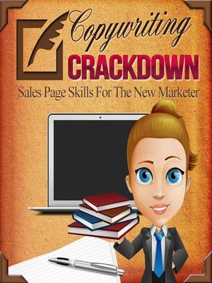 cover image of Copywriting Crackdown