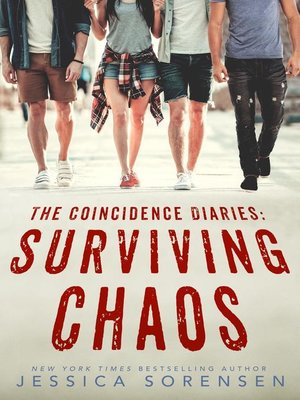 cover image of Coincidence Diaries