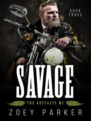 cover image of Savage (Book 3)