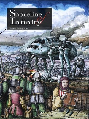 cover image of Shoreline of Infinity 7