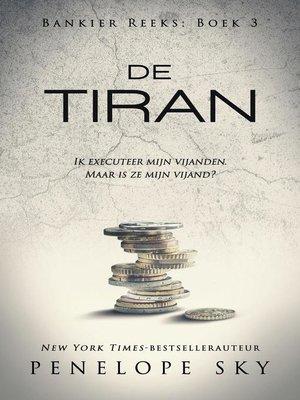 cover image of De tiran