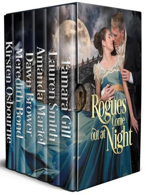 cover image of Rogues Come out at Night