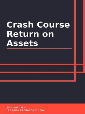 cover image of Crash Course Return on Assets