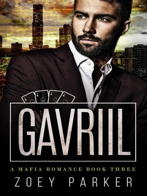 cover image of Gavriil (Book 3)