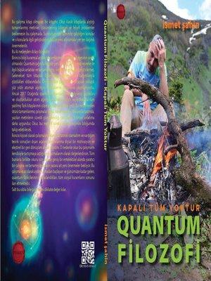 cover image of Quantum Filozofi