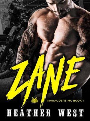 cover image of Zane (Book 1)