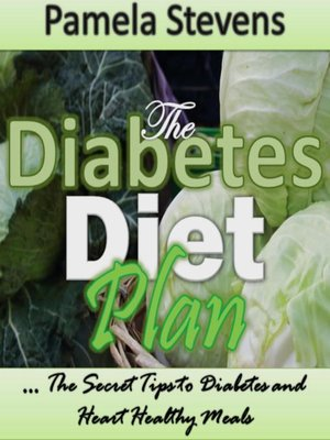 cover image of The Diabetes Diet Plan