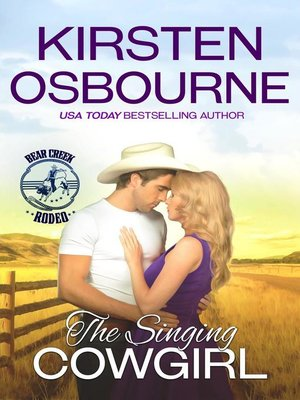 cover image of The Singing Cowgirl