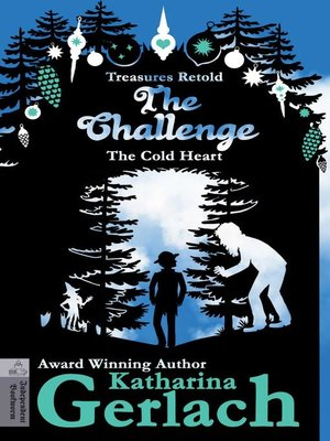 cover image of The Challenge (The Cold Heart)