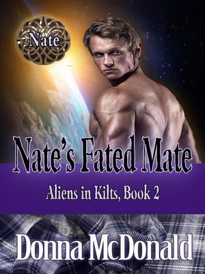 cover image of Nate's Fated Mate