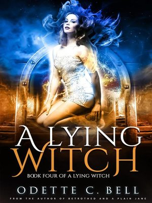 cover image of A Lying Witch Book Four