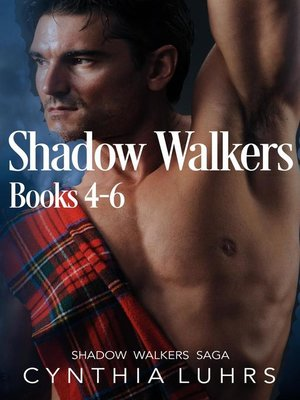 cover image of Shadow Walkers Books 4-6
