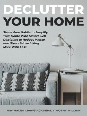 cover image of Declutter Your Home