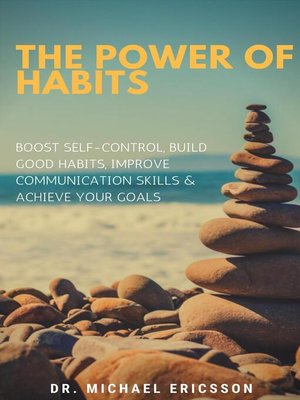 cover image of The Power of Habits