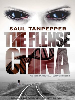 cover image of China (an International Technothriller)