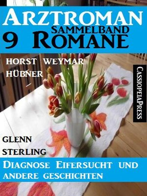 cover image of Arztroman Sammelband 9 Romane