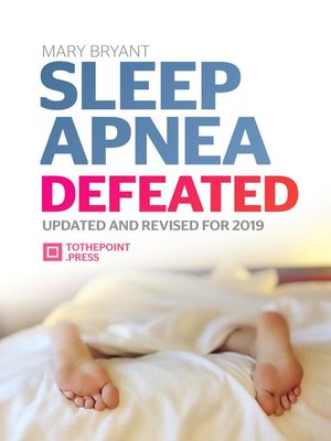 cover image of Sleep Apnea Defeated