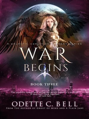 cover image of War Begins Book Three