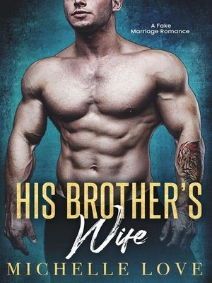 cover image of His Brother's Wife