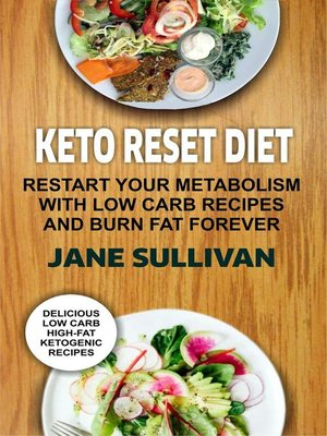 cover image of Keto Reset Diet
