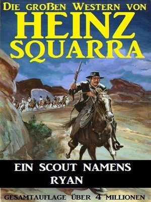 cover image of Ein Scout namens Ryan