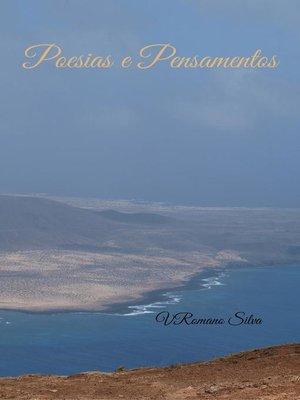 cover image of Poesias e Pensamentos
