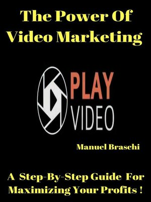 cover image of The Power of Video Marketing