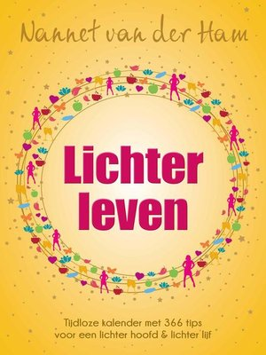 cover image of Lichter leven