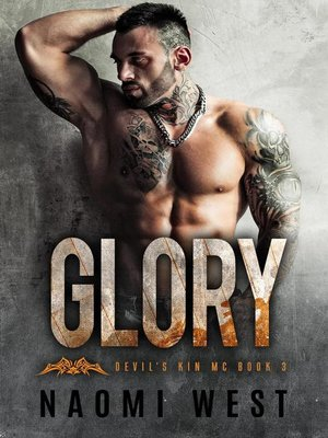 cover image of Glory (Book 3)
