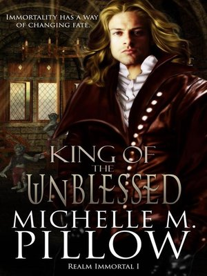 cover image of King of the Unblessed