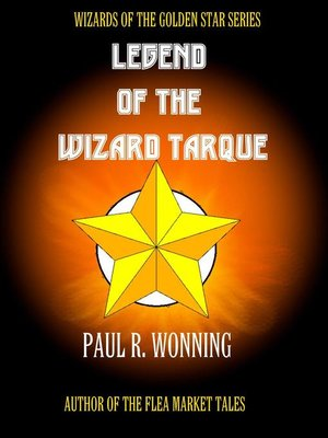 cover image of Legend of the Wizard Tarque