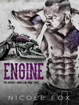 cover image of Engine (Book 3)