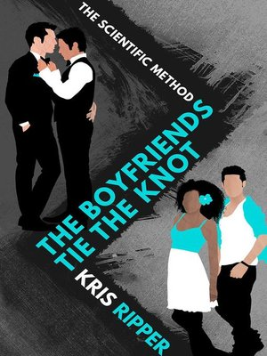 cover image of The Boyfriends Tie the Knot
