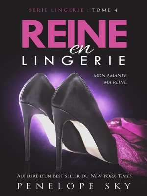 cover image of Reine en Lingerie