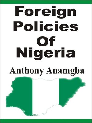 cover image of Foreign Policies of Nigeria