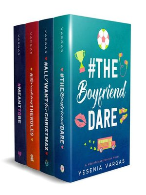cover image of #BestFriendsForever Series (Books 4-7)