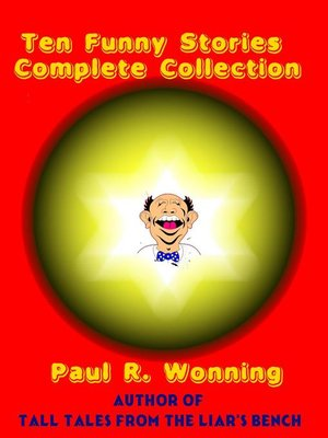 cover image of Ten Funny Stories--Complete Collection