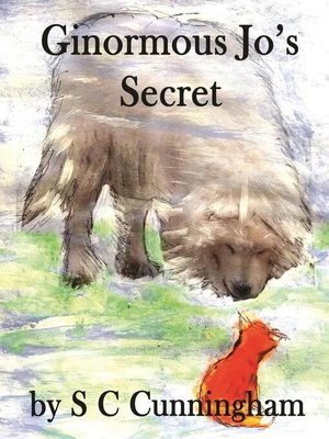 cover image of Ginormous Jo's Secret